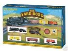 Bachmann 24014 N Scale The Yard Boss Santa Fe Train Set