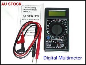 LCD-DIGITAL-MULTIMETER-AC-DC-VOLTMETER-OHMMETER-AMMETER-ELECTRICAL-TESTER