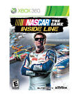 NASCAR The Game: Inside Line (Microsoft Xbox 360, 2012)
