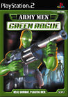 Army Men: Green Rogue (Sony PlayStation 2, 2001, DVD-Box)