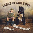 Morning Constitutions by Larry the Cable Guy (CD, Apr-2007, Warner Brothers Nashville)