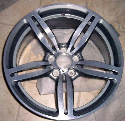 "BMW Brand Style 167 19"" E60 E61 M5 E63 E64 M6 Double Spoke Forged Wheels OEM New"