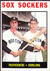 1964 Topps Sox Sockers #182 Baseball Card