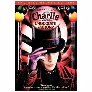 Charlie-and-the-Chocolate-Factory-DVD-2005-2-Disc-Set-Widescreen-Deluxe-Edit