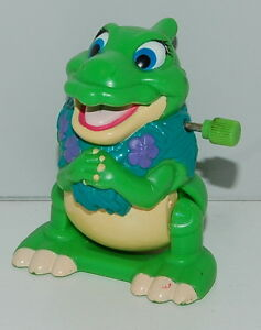 "1997 Ducky Duckie 2.5"" Dinosaur Burger King Action Figure Land Before Time"