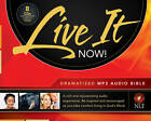 Live It Now! Dramatized Bible-NLT by Tyndale House Publishers (CD-Audio, 2012)
