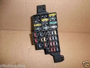renault clio 1998 2005 internal interior under dash fusebox fuse image is loading renault clio 1998 2005 internal interior under dash