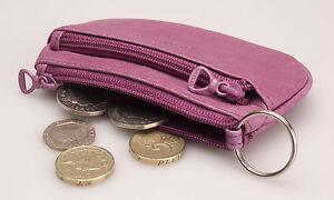 Moneda-De-Cuero-guarnicionero-Pequeno-amp-Clave-Monedero-para-Mujer-Lindo-Nuevo-BNWT-2099-En-Caja