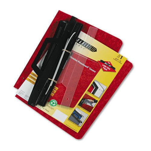 "letter 8.5/"" Acco brands acc-55261 expandable pressboard data binder"