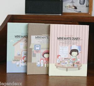 Mini-Mate-Diary-Ver-4-Planner-Journal-Scheduler-Organizer-Kawaii-Cute-Sticker