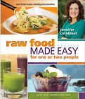 Raw Food Made Easy for 1 or 2 People by Jennifer Cornbleet (Paperback, 2012)