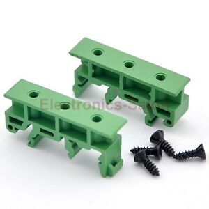 10-Sets-DIN-Rail-Mounting-Adapters-Feet-for-35mm-32mm-or-15mm-DIN-rail