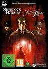 Sherlock Holmes jagt Jack the Ripper (PC, 2012, DVD-Box)