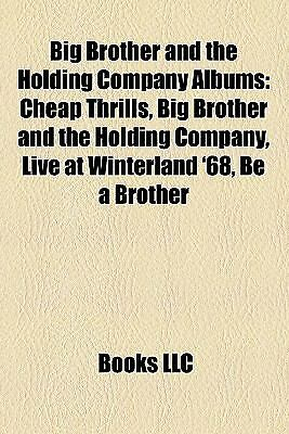 Big Brother and the Holding Company Albums : Cheap Thrills
