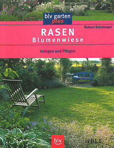 Blv Garten + Rasen + Blumenwiese + Anlegen Und Pflegen + Garten + ... Blumenwiese Anlegen Garten
