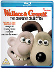 Wallace And Gromit - The Complete Collection (Blu-ray, 2009)