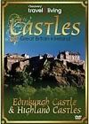 Castles Of Great Britain And Ireland - Edinburgh And Highland (DVD, 2010)