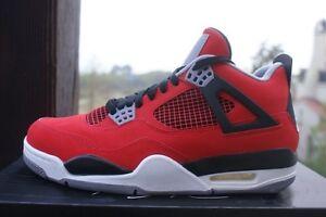Jordan Retro 4 Red