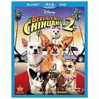 Beverly Hills Chihuahua 2 (Blu-ray/DVD, 2011, 2-Disc Set)
