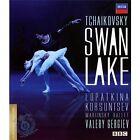 Tchaikovsky - Swan Lake (Mariinsky Ballet Orchestra) (DVD, 2008)