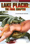 Lake Placid: The Final Chapter (DVD, 2013, Unrated)