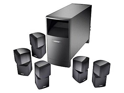bose acoustimass 10 series iii speaker system g nstig. Black Bedroom Furniture Sets. Home Design Ideas