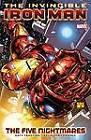 Invincible Iron Man Vol.1: The Five Nightmares by Matt Fraction (Paperback, 2009)