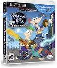 Phineas and Ferb: Across the 2nd Dimension (Sony PlayStation 3, 2011)