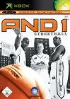 AND 1 - Streetball (Microsoft Xbox, 2006, DVD-Box)