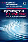 European Integration in a Global Economy: CESEE and the Impact of China and Russia by Edward Elgar Publishing Ltd (Hardback, 2012)