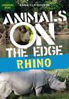 Rhino by Anna Claybourne (Paperback, 2012)