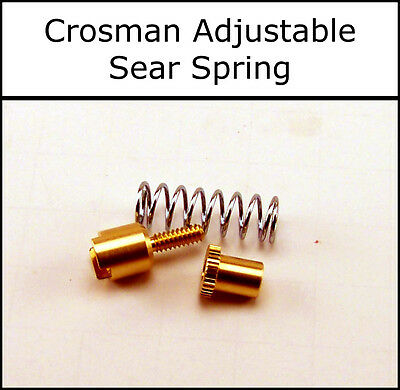 Crosman Adjustable Sear Spring Trigger Upgrade Kit 1377 1322 2240 2250 2300 2400
