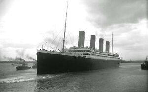 White-Star-Line-RMS-Titanic-Poster-Photo-Art-Print-New