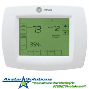 Trane Thermostat Xl800 Tcont800 Tcont800as11aaa Tht02476