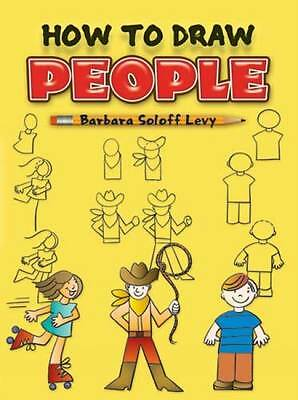 How to Draw People by Barbara Soloff-Levy (Paperback, 2003)