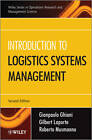 Introduction to Logistics Systems Management by Gianpaolo Ghiani, Gilbert Laporte, Roberto Musmanno (Hardback, 2013)