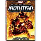 Invincible Iron Man (DVD, 2007)