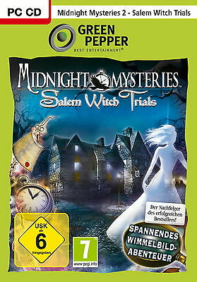 Midnight Mysteries 2 - Salem Witch Trials (