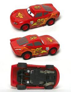 Micro Scalextric Cars Lightning Mcqueen Ho Slot Car Runner
