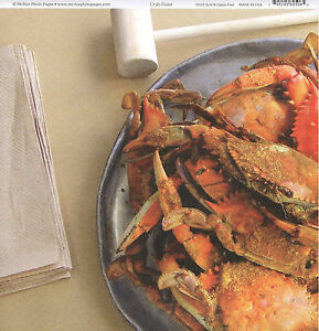 Crab-Feast-12x12-Photo-Paper-by-McRice