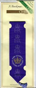 Queen-Elizabeth-II-Golden-Jubilee-JJ-Cash-Silk-Woven-Bookmark