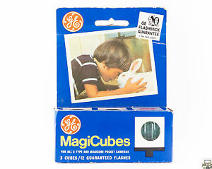 MagiCubes-3-flash-cubes-12-flashes-for-Polaroid-Big-Shot-Cameras-many-avail