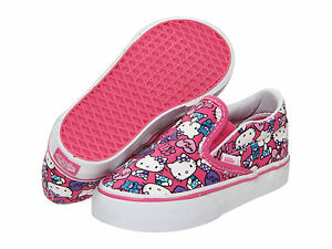 zapatos vans color rosado