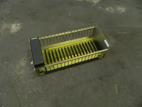 Cincinnati Acramatic Base Board 35313849A & 16 Slot Rack Cage 34241890A,Used