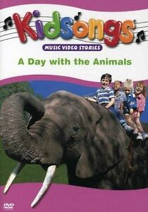 Kidsongs A Day With The Animals Dvd 2002 Ebay
