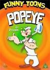 Popeye And Friends (DVD, 2010)