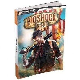 BioShock Infinite Signature Series Guide by DK Publishing (Paperback)