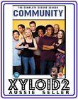 Community : Season 2 (DVD, 2011, 4-Disc Set)