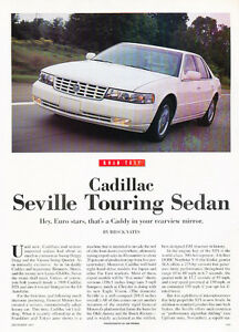 1998-Cadillac-Seville-STS-Road-Test-Classic-Original-Article-H57