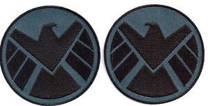 AVENGERS-Movie-SHIELD-Logo-Costume-Shoulder-Patch-Set-of-2-AVPA-SET2